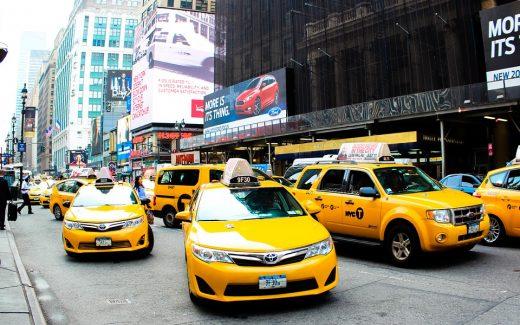 Taxi Américain